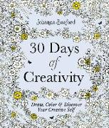Cover-Bild zu Basford, Johanna: 30 Days of Creativity