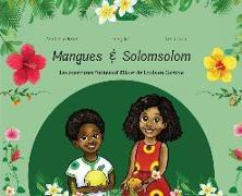 Cover-Bild zu Joof, Emily: Mangues et Solomsolom.: Les Aventures Fruitées de Louis et Ella en Gambie