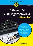 Cover-Bild zu Griga, Michael: Kosten- und Leistungsrechnung für Dummies