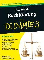 Cover-Bild zu Griga, Michael: Übungsbuch Buchführung für Dummies