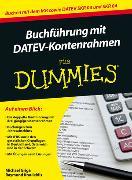 Cover-Bild zu Griga, Michael: Buchführung mit DATEV-Kontenrahmen für Dummies