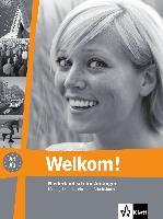 Cover-Bild zu Welkom! Niederländisch für Anfänger. Lösungsheft