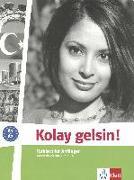Cover-Bild zu Kolay gelsin! Türkisch für Anfänger. Arbeitsbuch mit Audio-CD von Labasque, Nicolas