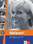 Cover-Bild zu Welkom! Niederländisch für Anfänger. Arbeitsbuch mit Audio-CD