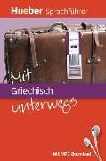 Cover-Bild zu Mit Griechisch unterwegs von Forßmann, Juliane