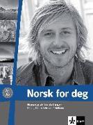 Cover-Bild zu Norsk for deg (A1-A2). Lösungsheft