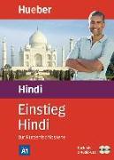 Cover-Bild zu Einstieg Hindi für Kurzentschlossene von Krasa, Daniel