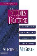 Cover-Bild zu McGrath, Alister E.: Studies in Doctrine