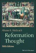 Cover-Bild zu McGrath, Alister E.: Reformation Thought