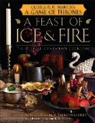 Cover-Bild zu Monroe-Cassel, Chelsea: A Feast of Ice and Fire: The Official Game of Thrones Companion Cookbook