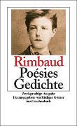 Cover-Bild zu Rimbaud, Arthur: Poésies. Gedichte