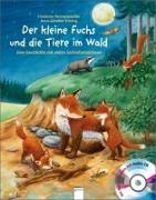 Cover-Bild zu Der kleine Fuchs und die Tiere im Wald von Döring, Hans G