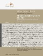 Cover-Bild zu Jung, Joseph: Alfred Escher Briefe, Band 5