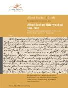 Cover-Bild zu Jung, Joseph: Alfred Escher Briefe Band 6: Alfred Eschers Briefwechsel 1866-1882
