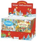 Cover-Bild zu Winter-Weihnachts-Wimmelbox von Wandrey, Guido (Illustr.)