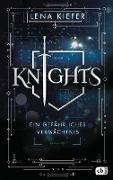 Cover-Bild zu Kiefer, Lena: KNIGHTS - Ein gefährliches Vermächtnis (eBook)