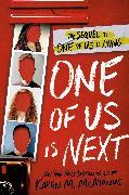 Cover-Bild zu One of Us Is Next von McManus, Karen M.