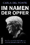 Cover-Bild zu Im Namen der Opfer von del Ponte, Carla