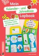 Cover-Bild zu Mein Kalender- und Jahreskreis-Lapbook von Blumhagen, Doreen