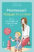 Cover-Bild zu Montessori-Pädagogik für zu Hause von Santini, Céline