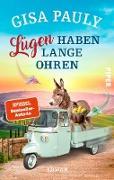 Cover-Bild zu Pauly, Gisa: Lügen haben lange Ohren (eBook)