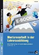 Cover-Bild zu Mentorenarbeit in der Lehrerausbildung (eBook) von Frieß, Anne
