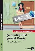 Cover-Bild zu Quereinstieg leicht gemacht: Chemie (eBook) von Meyer, Cornelia