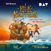 Cover-Bild zu Blanck, Ulf: Rick Nautilus - Teil 2: Gefangen auf der Eiseninsel
