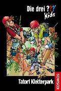 Cover-Bild zu Blanck, Ulf: Die drei ??? Kids, 51, Tatort Kletterpark