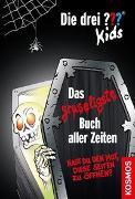 Cover-Bild zu Blanck, Ulf: Die drei ??? Kids, Das gruseligste Buch aller Zeiten