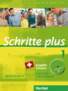 Cover-Bild zu Schritte plus 1. A1/1. Ausgabe Schweiz. Kurs- und Arbeitsbuch von Niebisch, Daniela