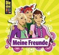 Cover-Bild zu Die drei !!!, Meine Freunde von Arnold, Silke