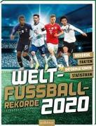 Cover-Bild zu Welt-Fußball-Rekorde 2020 von Radnedge, Keir