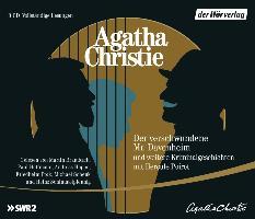 Cover-Bild zu Der verschwundene Mr. Davenheim und weitere Kriminalgeschichten mit Hercule Poirot von Christie, Agatha