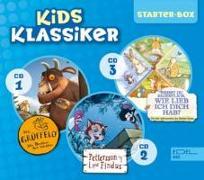 Cover-Bild zu Kids Klassiker-Starter-Box von der Grüffelo
