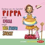 Cover-Bild zu Speulhof, Barbara van den: Pippa, die Elfe Emilia und die Käsekuchenschlacht