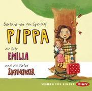 Cover-Bild zu Speulhof, Barbara van den: Pippa, die Elfe Emilia und die Katze Zimtundzucker