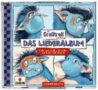 Cover-Bild zu By Aprilkind: Der Grolltroll - Das Liederalbum (CD)