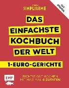 Cover-Bild zu Mallet, Jean-Francois: Simplissime - Das einfachste Kochbuch der Welt: 1-Euro-Gerichte