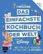 Cover-Bild zu Mallet, Jean-Francois: Simplissime - Das einfachste Kochbuch der Welt: Disney