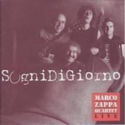 Cover-Bild zu Marco, Zappa Quartet Live: Sogni Di Giorno