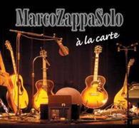 Cover-Bild zu Zappa, Marco: MarcoZappaSolo