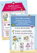Cover-Bild zu Merk-Poster: Geschichtenschreiben - Aufbauwissen von Grabe, Astrid