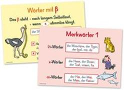 Cover-Bild zu Merk-Poster: Rechtschreibung - Aufbauwissen von Stang, Christian (Hrsg.)