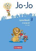 Cover-Bild zu Jo-Jo Sprachbuch, Allgemeine Ausgabe - Neubearbeitung 2016, 3. Schuljahr, Arbeitsheft Fördern von Budke, Monika