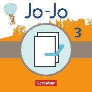 Cover-Bild zu Jo-Jo Lesebuch, Allgemeine Ausgabe - Neubearbeitung 2016, 3. Schuljahr, Handreichungen für den Unterricht, Kopiervorlagen und CD-ROM