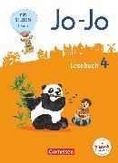 Cover-Bild zu Jo-Jo Lesebuch, Allgemeine Ausgabe - Neubearbeitung 2016, 4. Schuljahr, Schülerbuch von Eder, Katja