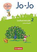 Cover-Bild zu Jo-Jo Sachunterricht, Neubearbeitung 2016, 2. Schuljahr, Arbeitsheft von Pauli, Kirsten