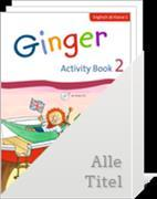 Cover-Bild zu Ginger, Lehr- und Lernmaterial für den früh beginnenden Englischunterricht, Early Start Edition - Neubearbeitung, 1./2. Schuljahr, Bild-, Wort- und Storykarten