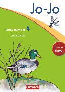 Cover-Bild zu Jo-Jo Sachunterricht, Nordrhein-Westfalen, 4. Schuljahr, Arbeitsheft von Beckhausen, Falk